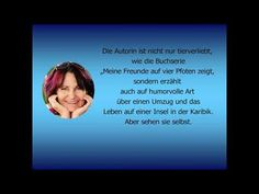 Ellen Rot und ihre Bücher - YouTube Youtube, Movies, Movie Posters, Author, Dominican Republic, Moving Home, Caribbean, In Love, Red