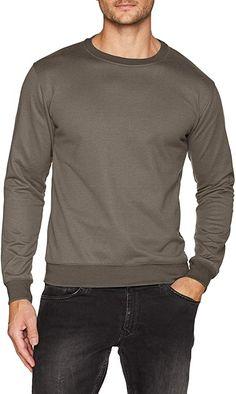 Sehr guter Tragekomfort  Bekleidung, Herren, Sweatshirts & Kapuzenpullover, Sweatshirts Sweatshirts, Loom, Fruit, Long Sleeve, Casual, Sleeves, Sweaters, Mens Tops, T Shirt