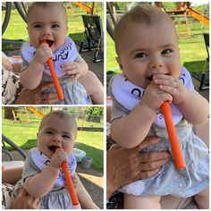 """My daughter loves her teething tubes!"" ~ Stephanie P. Best Teething Toys, Baby Teething Remedies, Happy Baby, Daughter Love, Our Baby, Tube"