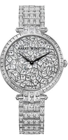 Harry Winston - if I were to wear a watch and had that kind of money