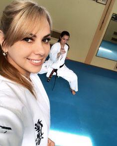 Kata @nastena.khv #kyokushinkai #karate #kata #karategirl #martialarts #motivation #donotstop #киоку... #yooying Martial Arts Styles, Martial Arts Women, Kempo Karate, Karate Kata, Marshal Arts, Kyokushin, Karate Girl, Art Women, Girls Rules