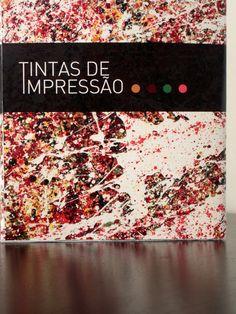Tintas para Impressão by Jorge Moreira, via Behance