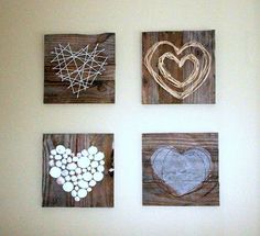would be fun to make Wood Pallet Art, Pallet Crafts, Pallet Furniture, Pallet Projects, Wood Pallets, Wood Art, Pallet Ideas, Diy Pallet, Pallet Walls