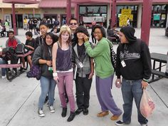 Kara Aubrey's Fall 2012 High School Campus Tour - this is AB Miller High! www.KaraAubrey.net