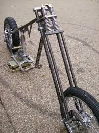 triumph t100 wiring diagram vw bosch alternator build springer forks   motorcycles pinterest choppers, bobbers and cafes