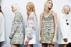 CR Fashion Book - GIAMBATTISTA VALLI'S ODE TO THE DRESS