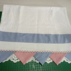 Kitchen Towels, Decoration, Tea Towels, Diy And Crafts, Pasta, Quilts, Blanket, Sewing, Dish Towels