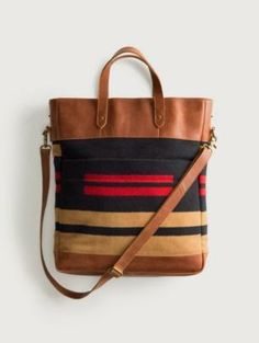 pendelton satchel... yes please!