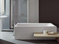 MORPHING   Cristalplant® bathtub