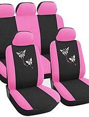 9 PCS Set Car Seat Covers Univ... – USD $ 36.99