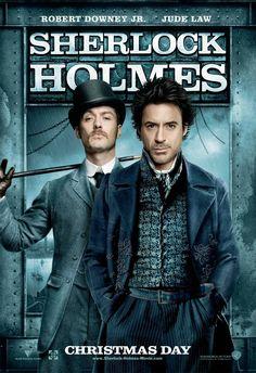 'Sherlock Holmes'. Dos detectives que tienen su propia manera de hacer las cosas, siempre se salen con la suya. Con Robert Downey Jr. y Jude Law.