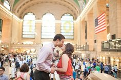 20130813_DaveJoannaEsession_018.jpg Grand Central Engagement Session ©Charlie Juliet Photography 2014