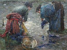 China Landscape Paintings - Tibetan Chores by Dali Higa