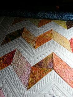 Wonderful use of patterns.