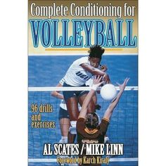 Complete Conditioning for Volleyball   Human Kinetics   2002