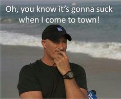 Jim Cantore! Hurricane Memes, Hurricane Party, Jim Cantore, Florida Funny, Florida Humor, Too Close For Comfort, Florida Weather, The Weather Channel, Stick It Out