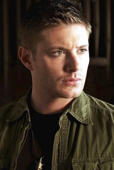 Jensen Ackles...ohhh yeah ;)