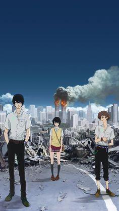 【 Terror in Resonance 残響のテロル 】 Nine, Mishima Lisa, Twelve