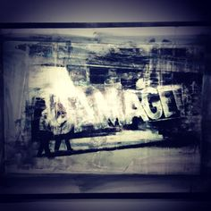 You are Damaged By Eric Mangen 2012