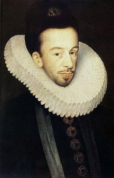 François Quesnel - Henri de Valois
