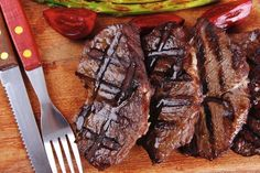 The best HCG Approved Steak Marinade. So glad we found this recipe.