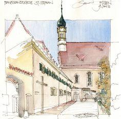 Füssen, St. Stephan, D
