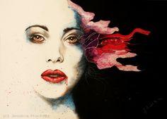 Timeless - Frauen Gesicht (Jessica Rochlitz).