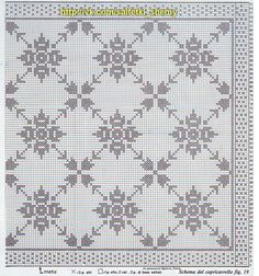 Crochet Edging Patterns, Filet Crochet Charts, Crochet Cross, Doily Patterns, Crochet Motif, Crochet Doilies, Embroidery Patterns, Cross Stitch Borders, Cross Stitch Designs