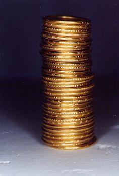 Anneaux Yves Gratas en or 18 carats