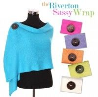 Riverton Sassy Wrap | Sold at Piazza Home in Summerville, SC