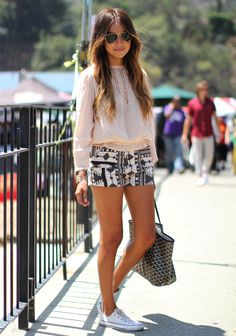 Atrévete a lucir un look casual y cómodo #TribalPrint #Fashion
