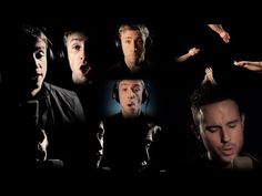 """I think this is my all-time favorite a cappella cover - """"Without You,"""" sung by Peter Hollens and hottie J Rice. :)"""