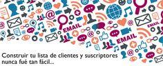 Crear tu lista nunca fue tan fácil! ->  #video #email #emailmarketing