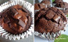 Les muffins au chocolat qui vous feront oublier le Starbucks... | C'est ma fournée ! | Bloglovin'