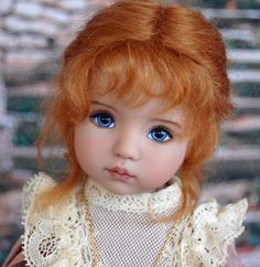 Dianna Effner Little Darling 1 Limited Edition. by Kuwahidolls. $975.00. Listed 12/6/14.
