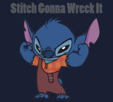 Stitch Gonna Wreck It