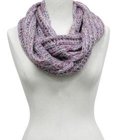 <p+style='margin-bottom:0px;'>For+a+fresh+twist+on+a+winning+ensemble,+choose+this+knit+scarf.+Eye-catching+with+a+chic+design+and+cushy+texture,+it's+sure+to+keep+office+breezes+at+bay+in+a+fashionable+way.<p+style='margin-bottom:0px;'> <li+style='margin-bottom:0px;'>28''+x+68''<li+style='margin-bottom:0px;'>100%+acrylic<li+style='margin-bottom:0px;'>Dry+clean<li+style='margin-bottom:0px;'>Imported<br+/>