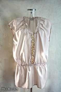 NOA NOA -tunika Peplum, Tops, Women, Fashion, Tunic, Moda, Fashion Styles, Veil, Fashion Illustrations
