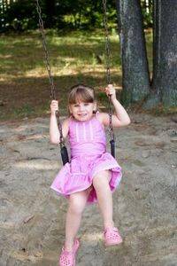 How To Build A Swing Set