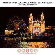Visiting Luna Park ⚓ ANCHOR Cafe & Restaurant under the Sydney Harbour Bridge at Milsons Point for LUNCH or DINNER - Taste the difference! #sydneylunapark #anchor #milsonspoint #lavenderbay #kirribilli #bradfieldpark #anchorcafe #anchorrestaurant #anchorestaurant #northsydney #northshore #mosman #kirribillimarkets #wendyssecretgarden #secretgarden #sydneyharbour #sydneyharbourbridge #northsydneyolympicpool #sydneyrestaurants #sydneycafes #pizza #pasta #salad #dessert #liquor #coffee #tea