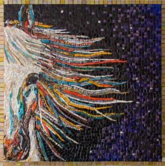 Top 10 Mosaic Artworks of the Week | Mosaic Art and Designs - Mosaic Artists | Beautiful Artworks | Check out these 10 Mosaic Artworks that #Mozaico discovered this week | Read the Blog!