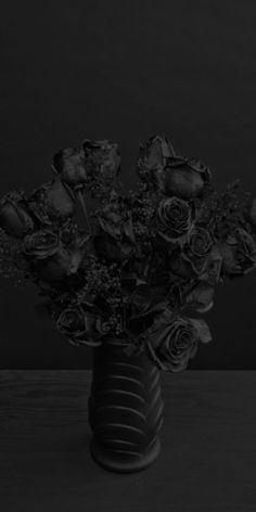 Black Roses are so beautiful.