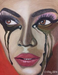 My version of Beyonce #KRay