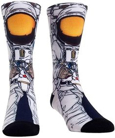 NASA Space Exploration Socks Nasa Astronauts, Nasa Space, Wrench Set, Designer Socks, Space Exploration, Cool Socks, Rubber Rain Boots, Fashion Brands, Explore