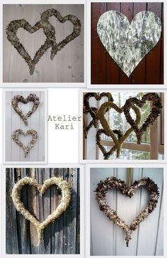 Atelier Kari natural decorations and garlands