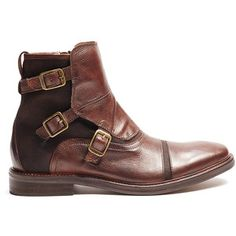 GUESS Jermaine Leather Boots