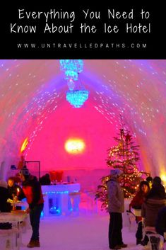 Everything You Need to Know About Romania's Ice Hotel Christmas Scenery, Amazing Places On Earth, Ice Hotel, Fairy Land, Best Hotels, Romania, Everything, The Good Place, Architecture Design