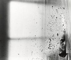 Willem de Kooning, New York 1959 -by Arnold Newman