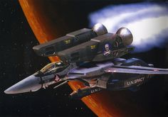 Robotech - Tenjin Hidetaka Art Works of Macross Valkyries (16)