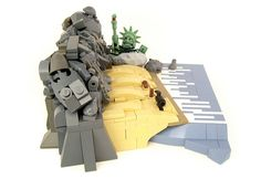 #LEGO Planet of the Apes